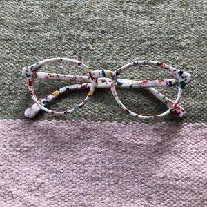 Stella McCartney colorful glasses